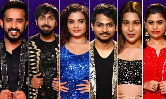 Bigg Boss Telugu 5 Check Out First Week Nominated Contestants List
