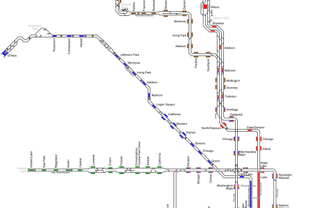 chicago cta metra subway map » Full HD MAPS Locations - Another ...