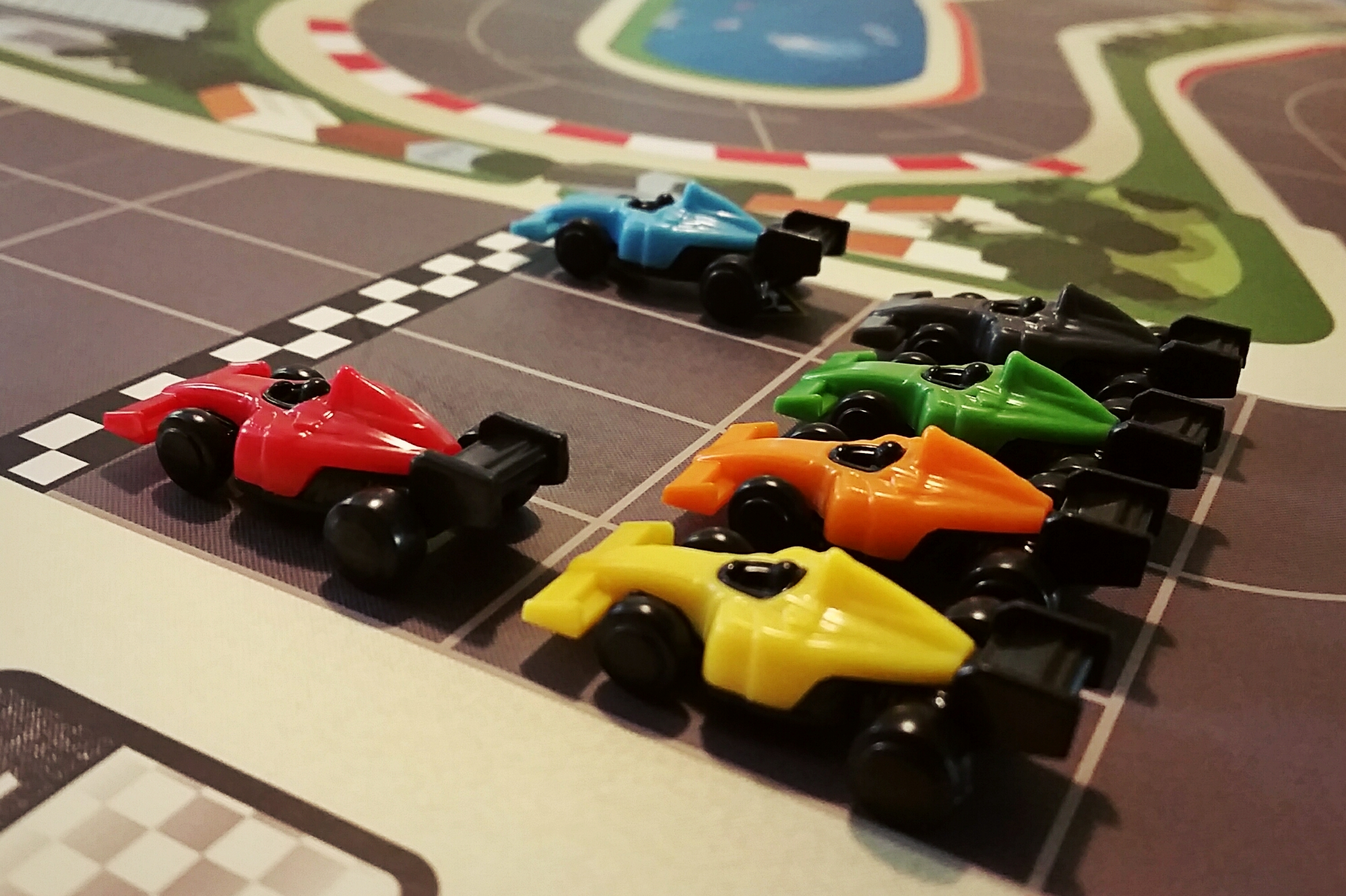 Review – Downforce