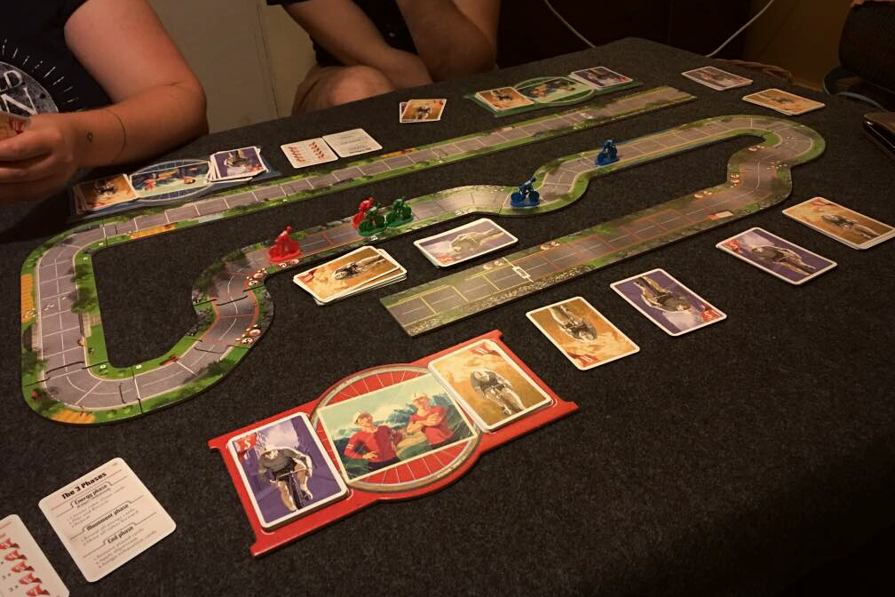 Review – Flamme Rouge