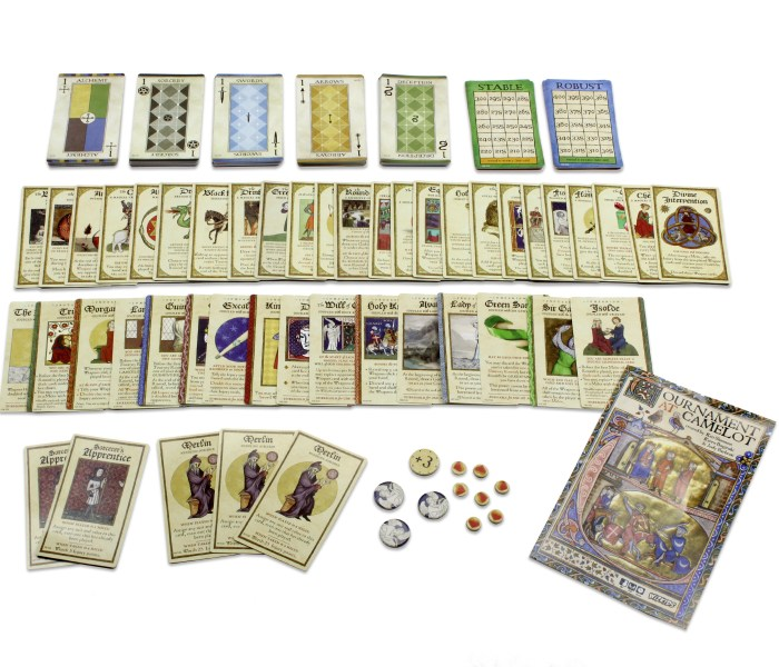 Review – Tournament at Camelot