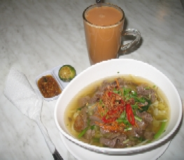 The best soto award in Brunei goes to...