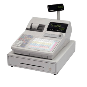 CASIO TK3200二聯式電子收銀機