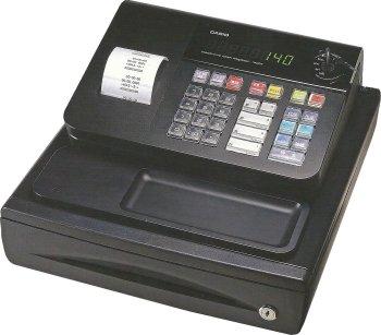 CASIO 140CR收據型電子收銀機