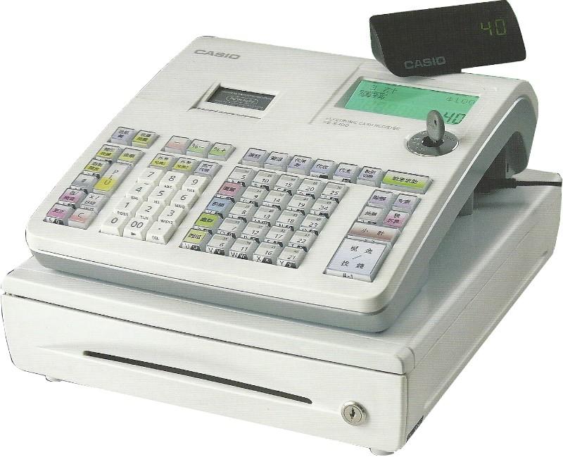 Casio SE-S300 多功能電子收銀機