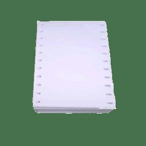 三聯式空白結帳紙