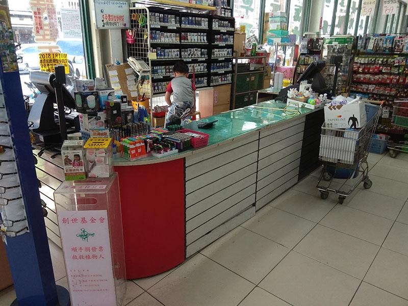 立特佳五金百貨大賣場八德店_五金POS零售收銀機系統導入