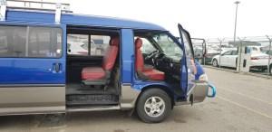 microbus grace guatemalal