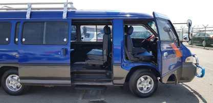 microbus hyundai grace puerta abierta