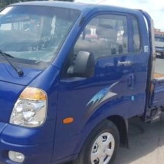 camion kia bongo modelo 2008 azul