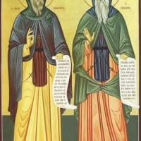 Simeon_Noul_Teolog_cu_parintele_duhovnicesc_Simeon_Evlaviosul