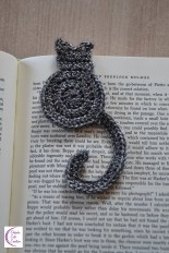 Cat bookmark +°+ Marque-page chat