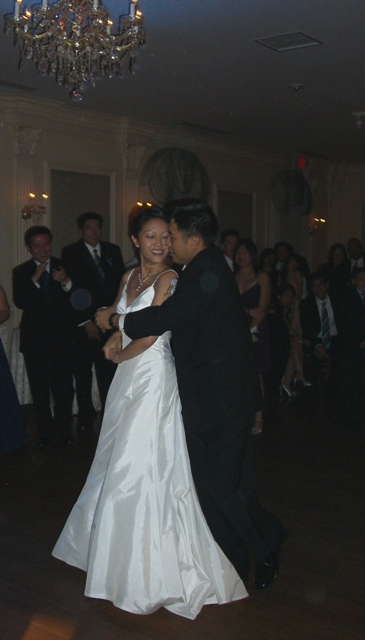 The First Dance!!! YaY!!