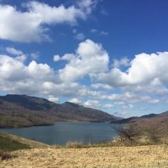 群馬最北・秋の野尻湖