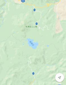 広域・尾瀬沼Map