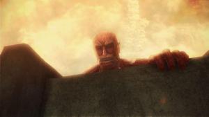 進撃の巨人の大巨人