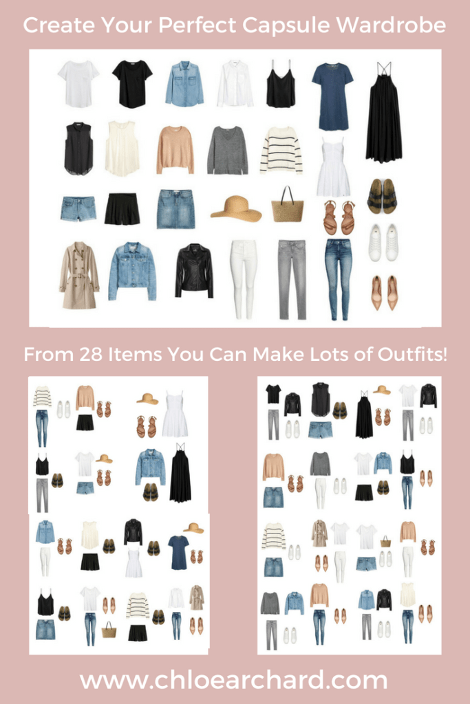 Create Your Perfect Capsule Wardrobe: A Step-By-Step Guide