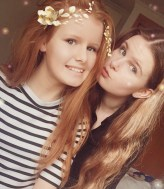Me and my little sister Sophie