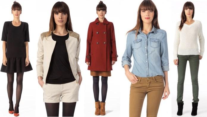 Vêtements soldes hiver 2013