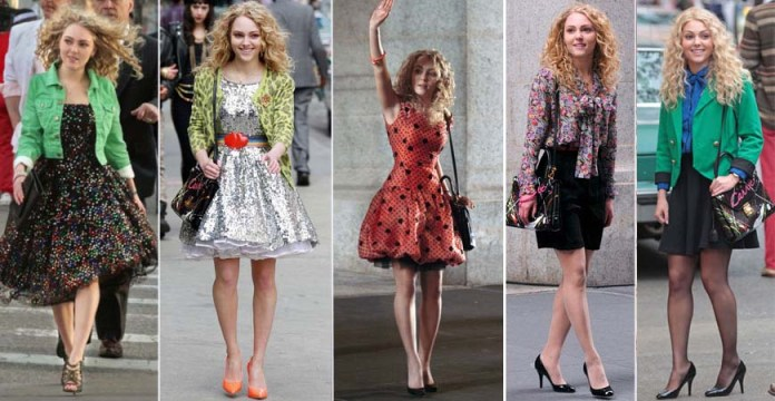 carrie's diaries looks
