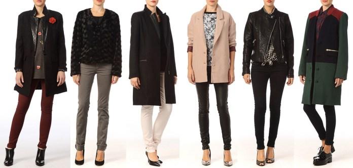 manteaux soldes monshowroom hiver 2014 2015