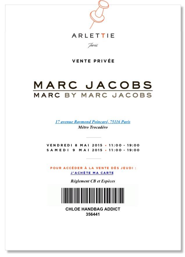 VP Marc Jacobs