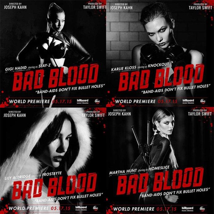 bad-blood-music-video-cast