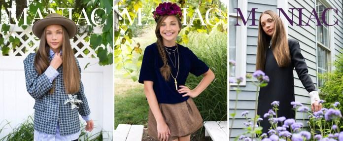 Maddie Ziegler Maniac Mag
