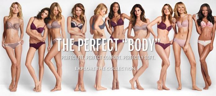 victoria's Secret perfect body