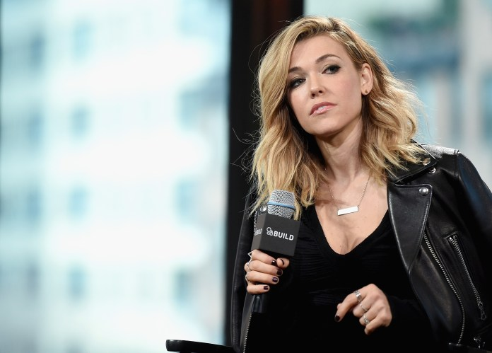 NEW YORK, NY - JANUARY 08: Rachel Platten attends AOL BUILD Series at AOL Studios In New York on January 8, 2016 in New York City. (Photo by Jamie McCarthy/Getty Images)