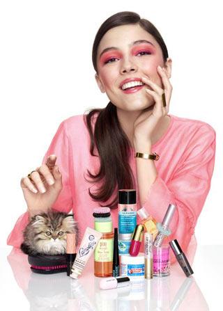 Format beauté mini pour le maquillage Sephora