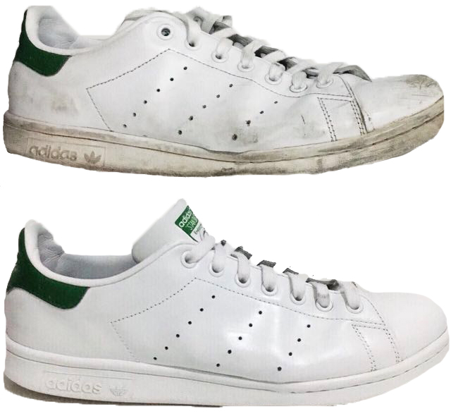 Comment nettoyer ses Stan Smith