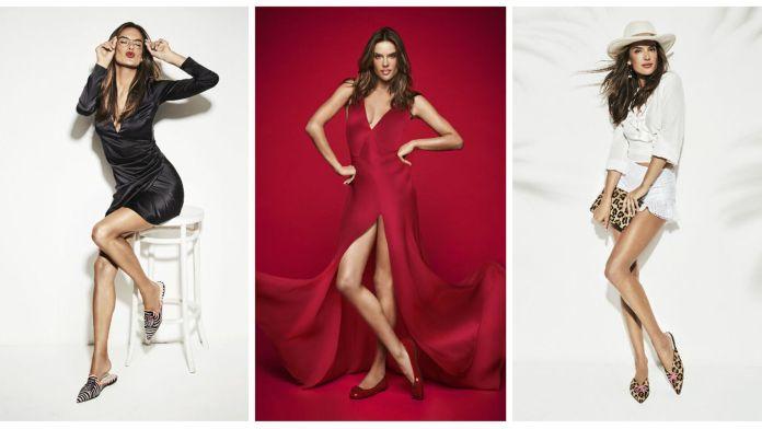 Alessandra Ambrosio Pretty Ballerinas