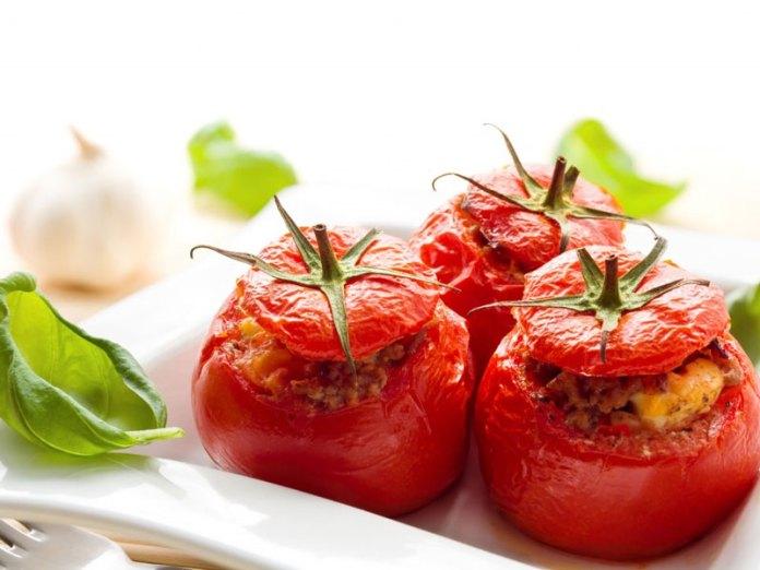 tomates farcies de Paul Bocuse