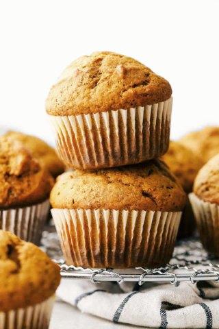 Cupcakes potiron