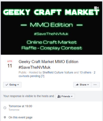 Geeky Craft Market (10)