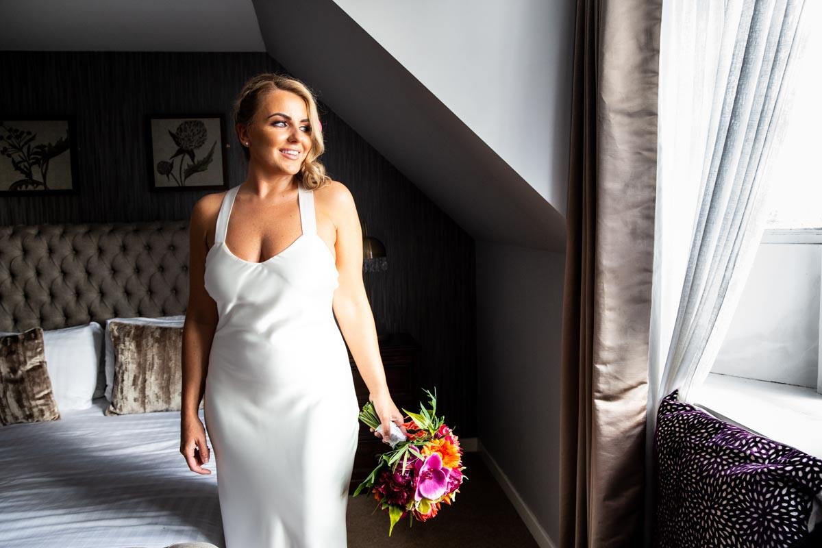 Best Dunbartonshire wedding venue, Chloe Jane Wedding Photography