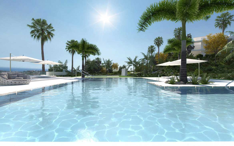 pool of Alcazaba Lagoon