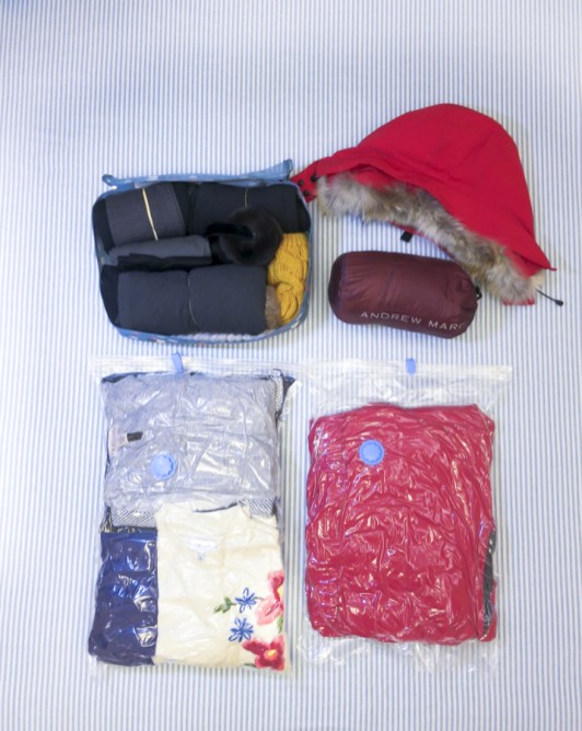 Compression Bags for Travel 1