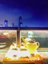 Best Rooftop Bars in Kaohsiung - Craft Cocktails at Hotel Indigo Rooftop Bar | #Kaohsiung #Taiwan #foodguide #KaohsiungFood #KaohsiungBar #rooftopbar #cocktails