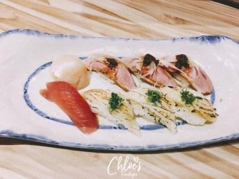 Kaohsiung Japanese Food - Bu Lao Sushi | #Kaohsiung #Taiwan #foodguide #KaohsiungFood #KaohsiungRestaurants #sushi #JapaneseFood