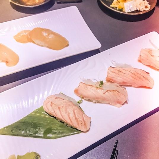 Kaohsiung Japanese Food - Yoshiro Creative Sushi | #Kaohsiung #Taiwan #foodguide #KaohsiungFood #KaohsiungRestaurants #sushi #JapaneseFood