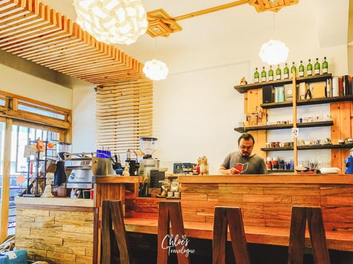 Best Coffee in Kaohsiung, Taiwan   Gavagai Cafe - A professional barista brews fantastic coffee and bakes yummy cakes.   #Kaohsiung #Taiwan #Coffee #Dessert #Gavagai