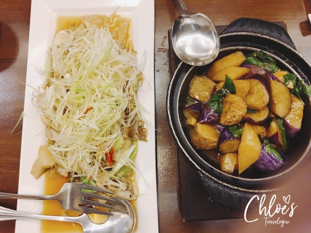 25 Best Restaurants in Kaohsiung, Taiwan (by a local) | Hai-Lai Vegan Restaurant at Fo Guang Shan | #Kaohsiung #Taiwan #foodguide #KaohsiungFood #KaohsiungRestaurants #vegetarian