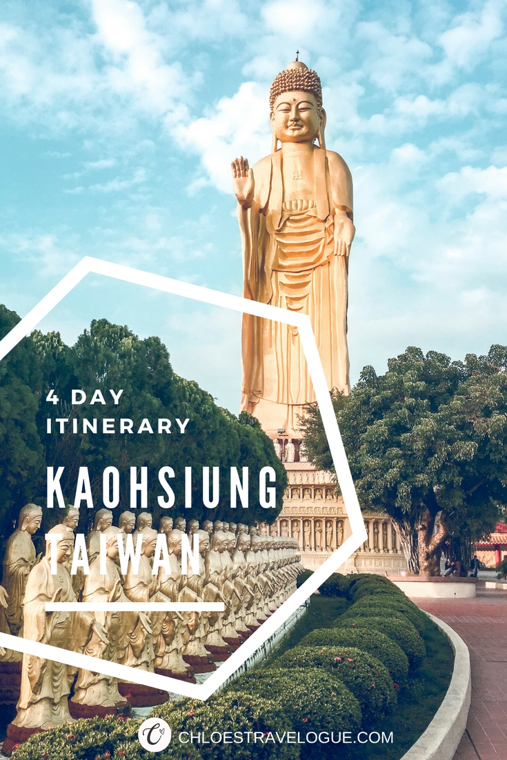 An Insider's Kaohsiung Itinerary | What to Do in Kaohsiung in 4 Days | #Kaohsiung #Taiwan #Thingstodo