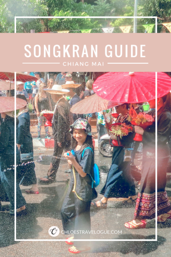 Songkran 2018 Chiang Mai Guide | Where to Celebrate, Survival Tips, What to Pack & Where to Stay | chloestravelogue.com