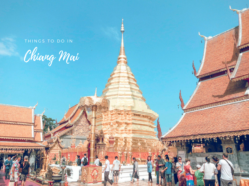 10 Fun Things to Do in Chiang Mai