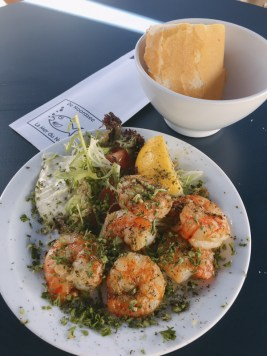 One day in Brussels: Lunch at Mer du Nord | #Brussels #Bruxelles #itinerary #Europe #MerduNord #shrimpscampi #LocalFood #BelgianFood #Landmark | www.ChloesTravelogue.com
