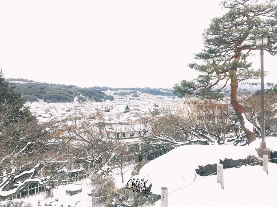 Kanazawa Winter Itinerary | Why visit Kanazawa in January | #Kanazawa #Japan #winterinjapan #Kenrokuen #KanazawaGarden #JapaneseGarden | CHLOESTravelogue.com
