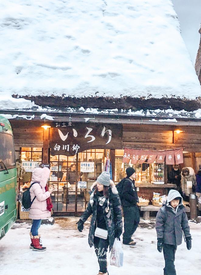 Shirakawago Gassho Village - Portrait-5
